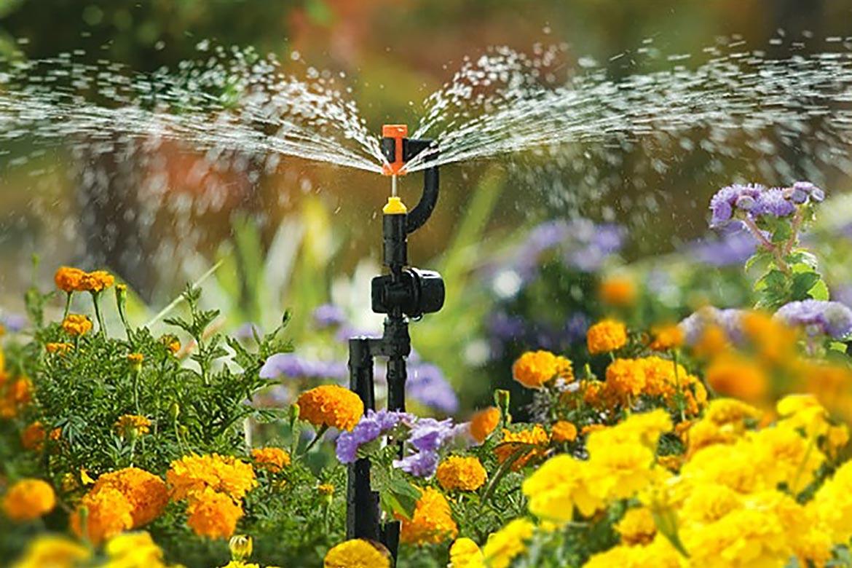 Ūdens smidzināšanas sistēma Rascvetaika